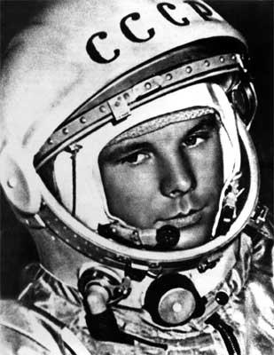 Primer ser humano que viajó al espacio