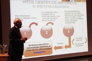 director del Gabinete Médico de Ginecología de la Universidad de Valladolid, Víctor Jesús Zurita Villamuza