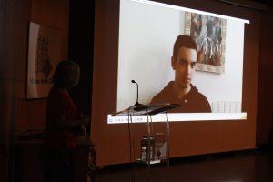 Vídeo mandado desde Brasil por Alejandro Cortés Flores