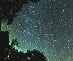 Lluvia de estrellas 'Perseidas' (Wikipedia)