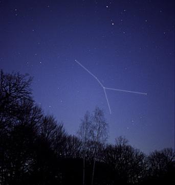 Constelación de Cáncer