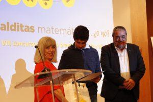 Inés Rodríguez Hidalgo, Pablo Picó Solart y Carlos Aganzo