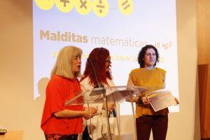 Inés Rodróguez Hidalgo, Clara Grima y Patricia Largo