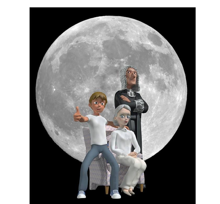 Imagen del programa 'El juez de la Luna'