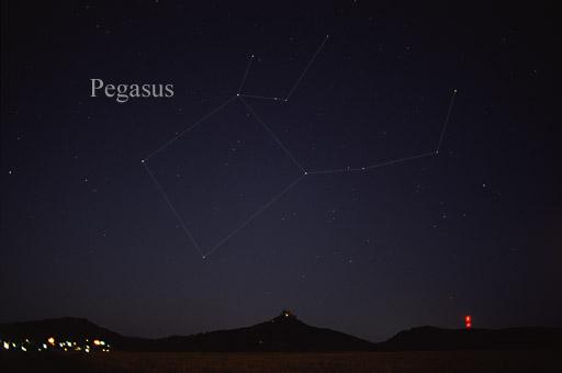 Constelación de Pegaso
