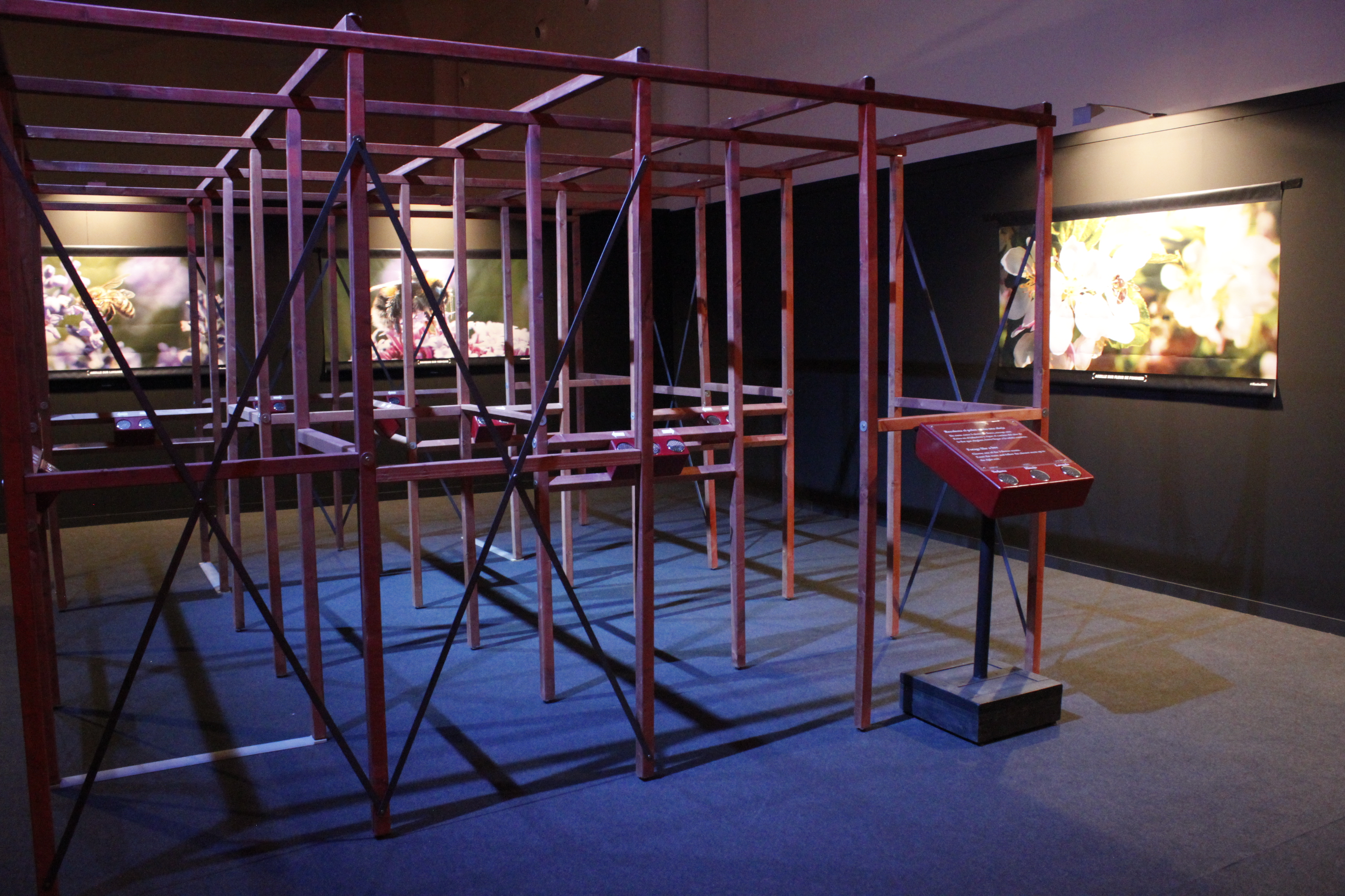 Imagen de la exposición 'De narices'