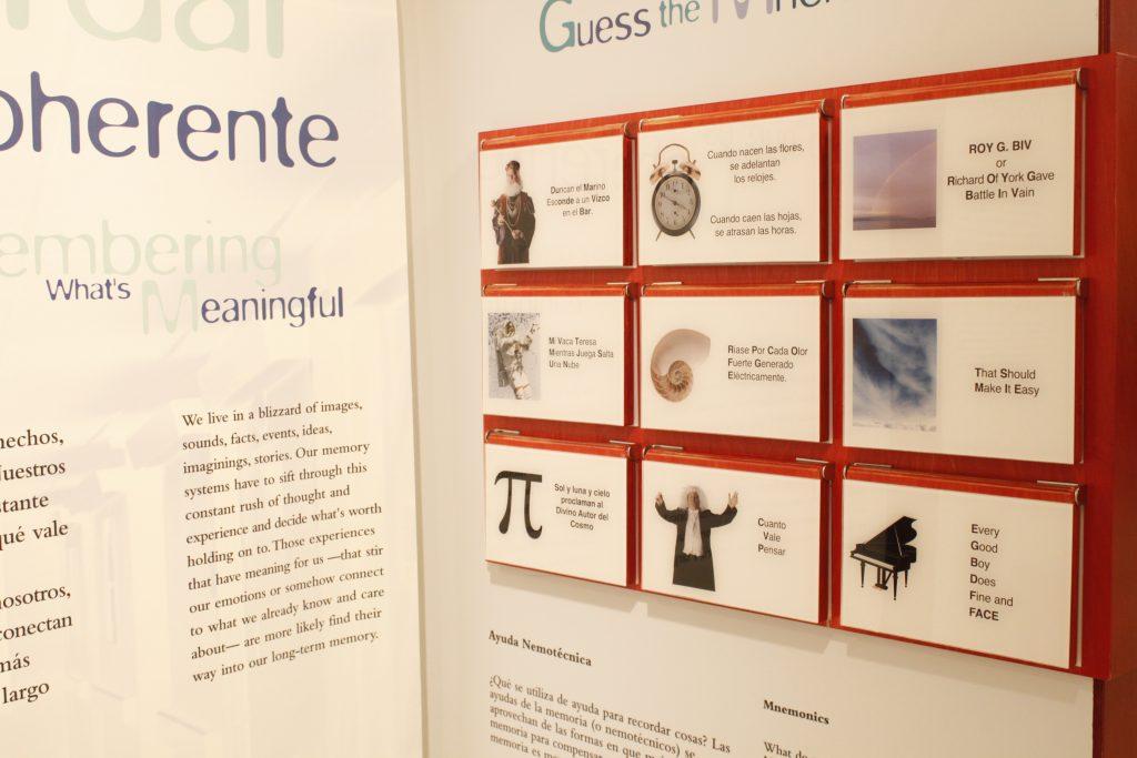 Exposición temporal 'Memoria'