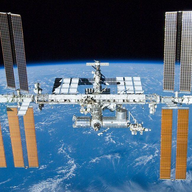 Estación Espacial Internacional/ Wikipedia