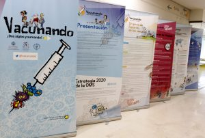 Exposición 'Vacunando'