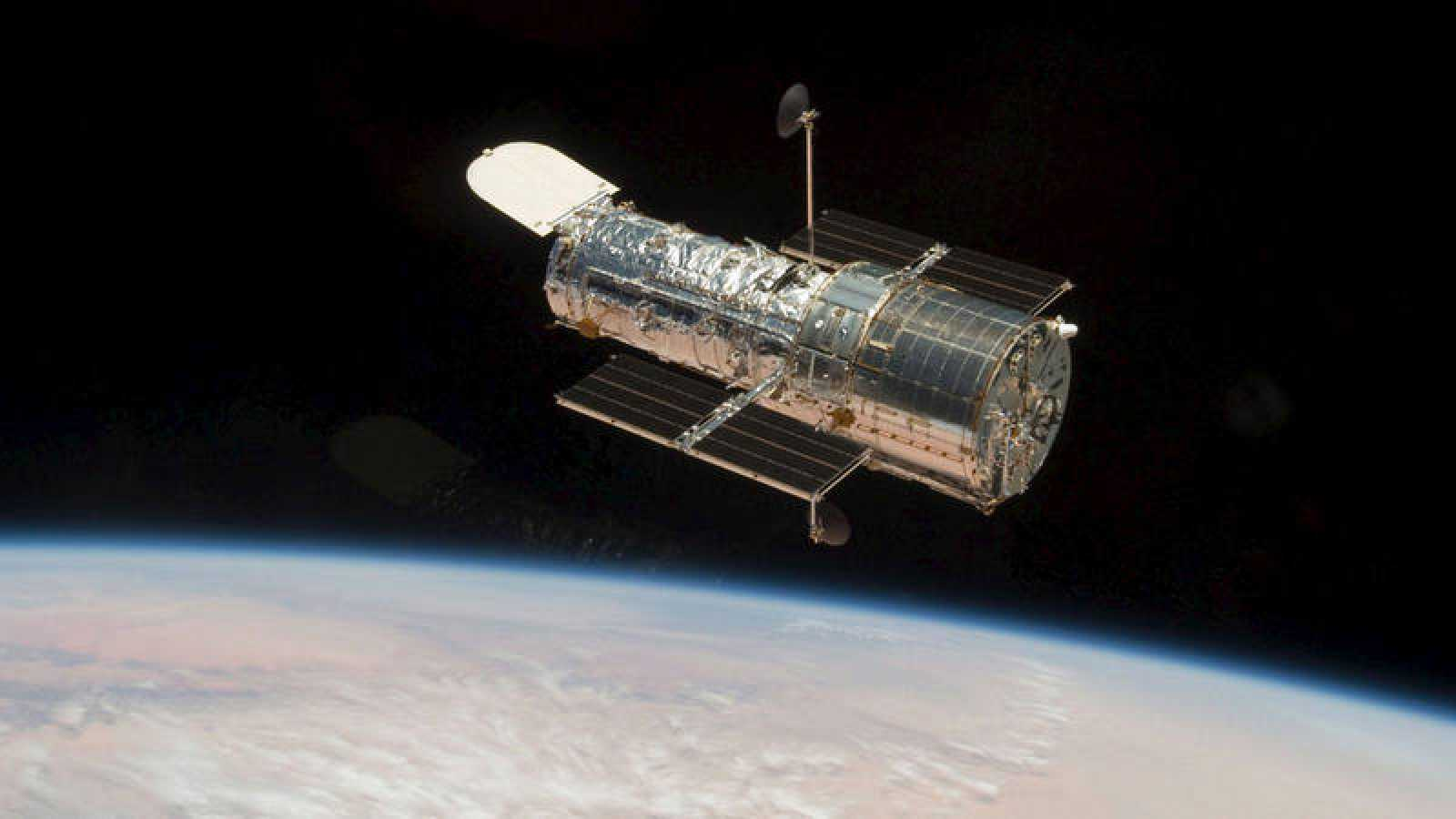 Hubble/ Fuente: NASA