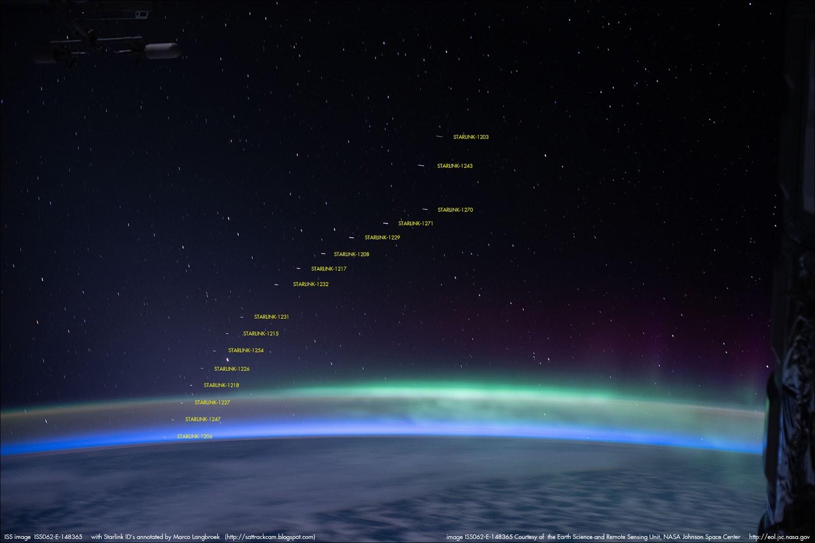 ISS/ NASA
