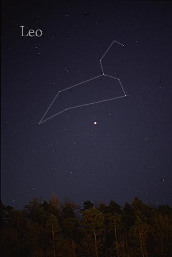 Constelación de Leo / Wikipedia