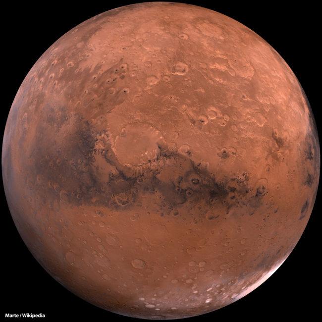 Marte/ Wikipedia