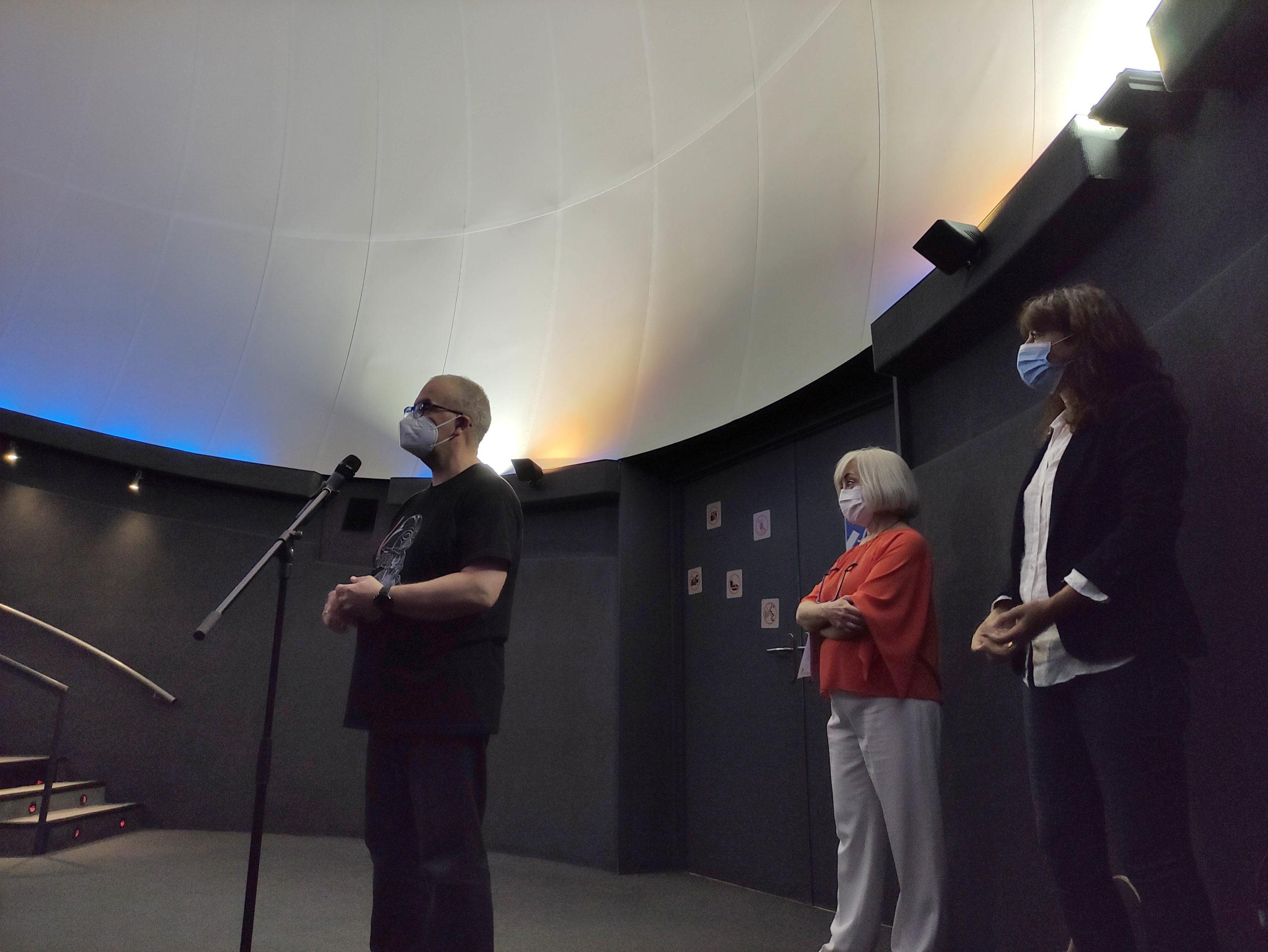 Presentación 'Mismas estrellas, diferentes miradas'
